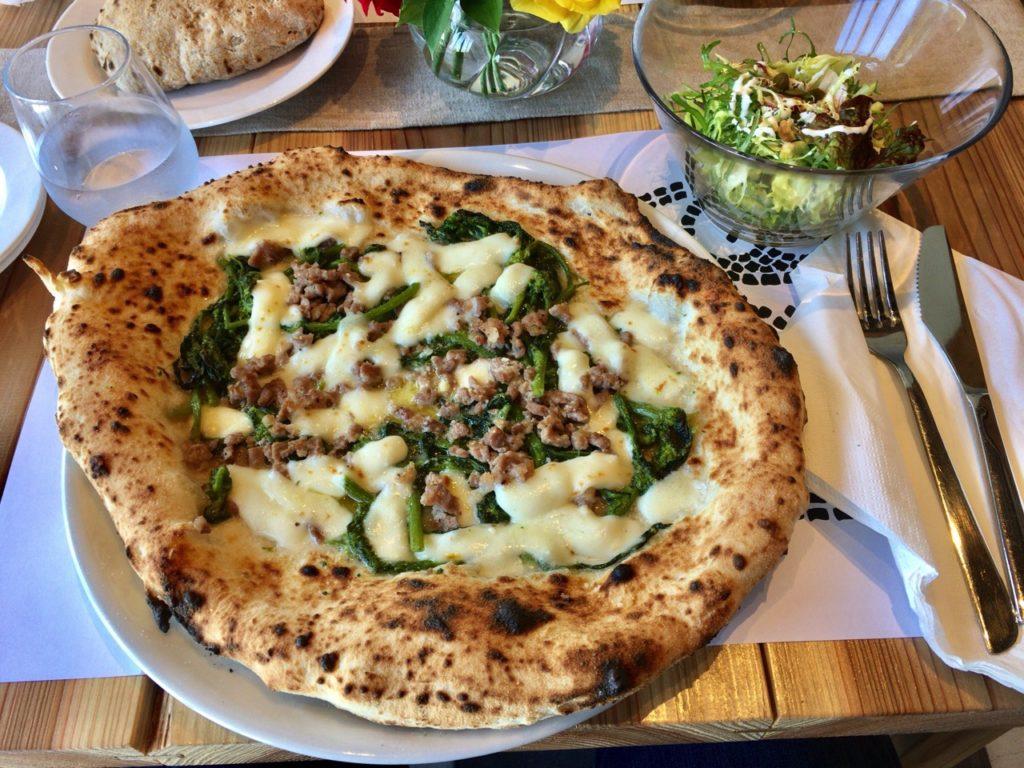 アプテカフレーゴピザ